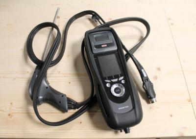 L'analyseur de combustion permet de mesurer le rendement et les gaz de combustion issus d'une chaudière.