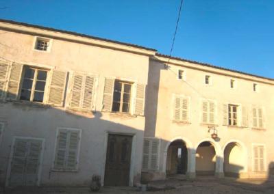 Maison des champs du domaine Melchior Philibert
